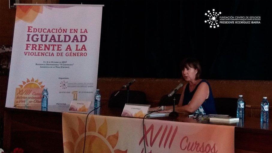 Conferencia Ana de Miguel
